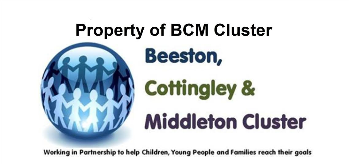 Beeston Cottingley and Middleton Cluster logo